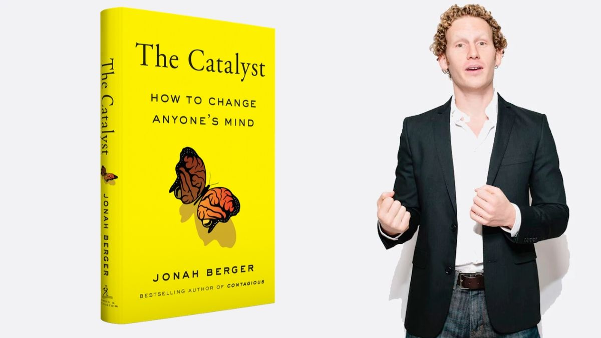 The Catalyst by Jonah Berger | Review by Vikrama Dhiman