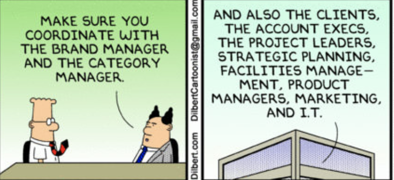 Product Management Stakeholders